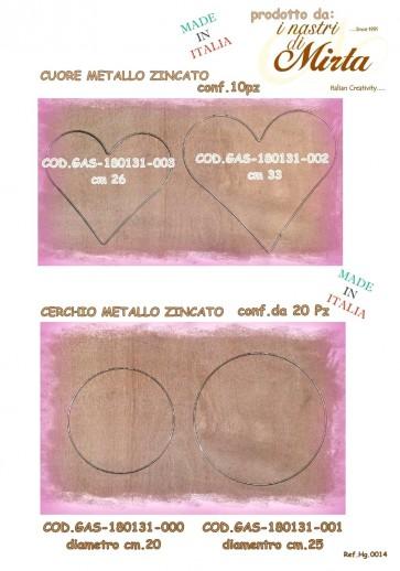 180131-003 CUORE ZINCATO cm26
